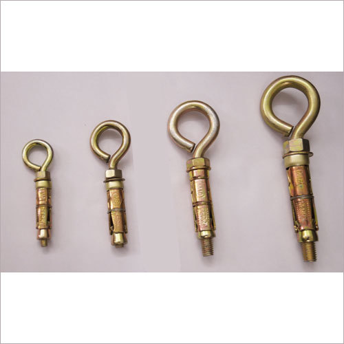 Sleeve Anchor Eye Bolt