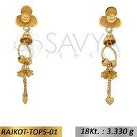 Designer Rajkot Gold Tops
