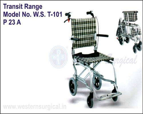 WHEEL CHAIR (TRANSIT RANGE)