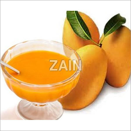Kesar Mango Puree