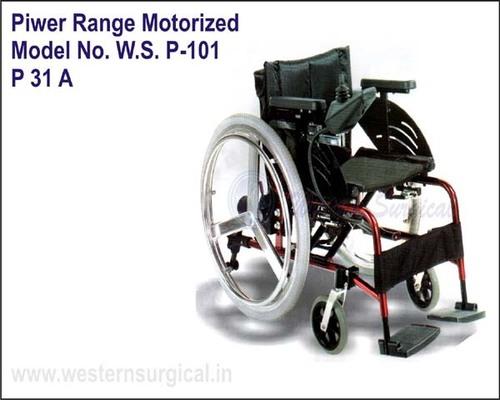 WHEEL CHAIR (PIWER RANGE)MOTORIZED