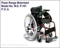 WHEEL CHAIR (PIWER RANGE)MOTORIZED