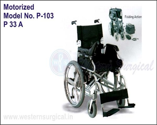 WHEEL CHAIR (MOTORIZED)