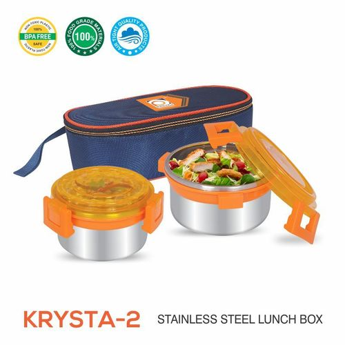 KRYSTA AIR TIGHT TIFFIN CARRIER