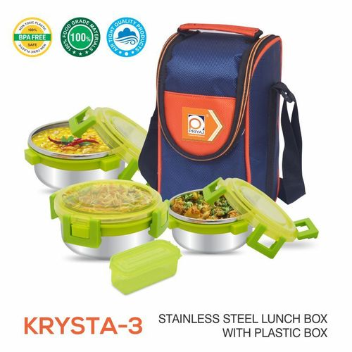 Krysta Lunch carrier