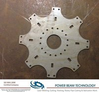 Stainless Steel Aluminum Laser Cutting Services