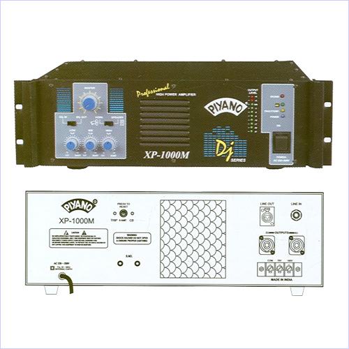 DJ & PA Amplifiers