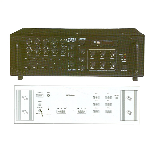 MUlti Zone PA Amplifiers