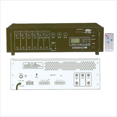 PA Amplifiers wiht Digital Players