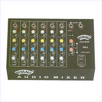 PA Audio Mixers