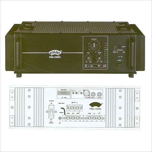 Super HI Power PA Amplifiers