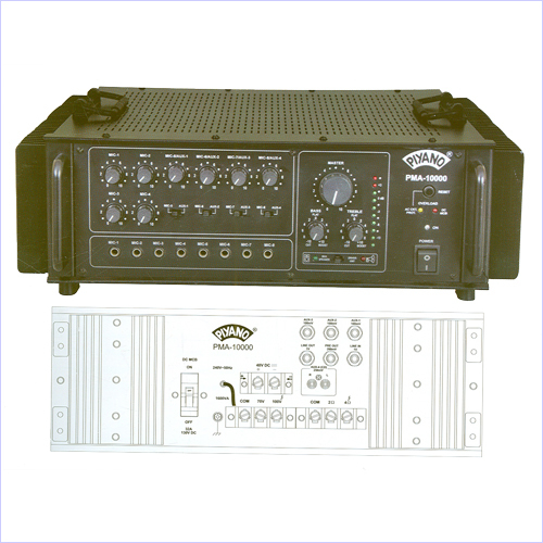 10000_Super HI Power PA Amplifiers