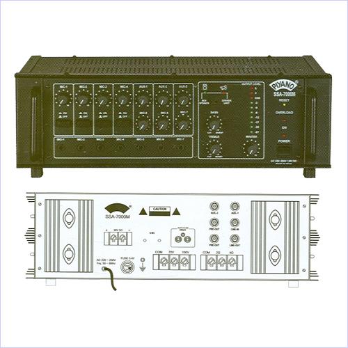 Super HI Power PA Amplifiers