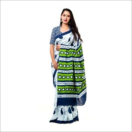 New Trendy Cotton Saree