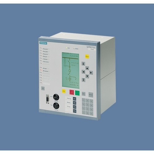 Siprotec 6MD63 Bay Controller Unit BCU, Siemens Numerical Distance Protection Relay, Siprotec Relay