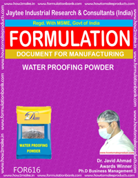 Water Proofing Powder