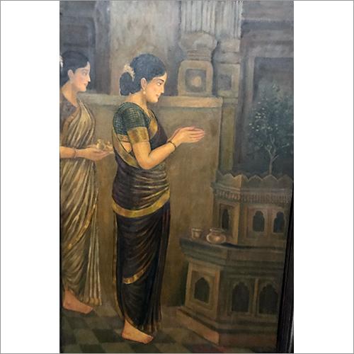 M.V. Dhurandhar - Worship Of Holy Tulsi