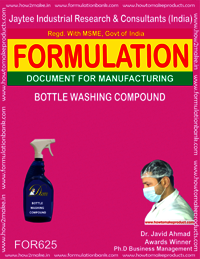 Bottle Washing Compound