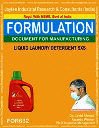 Laundary Detergent SXS