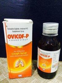 Ambroxol HCL 15 mg. + Guaphenesin 50 mg. + Terbutaline Sulphate 1.5 mg. Syrup