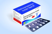 Medroxyprogesterone tablet  200 mg