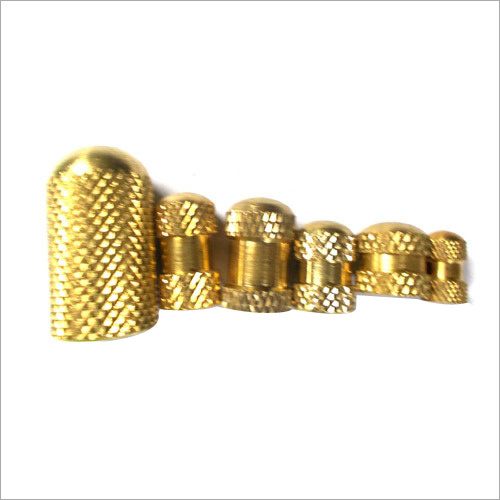 Threaded Brass Metal Inserts