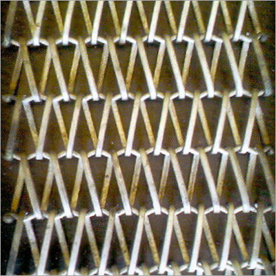 Balanced Weave Wire Mesh Conveyor Belt
