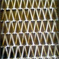 Balanced Weave Wire Mesh Conveyor Belt