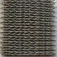 Cord Weave Wire Mesh Belt