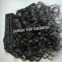 Wavy Hair Clip-In