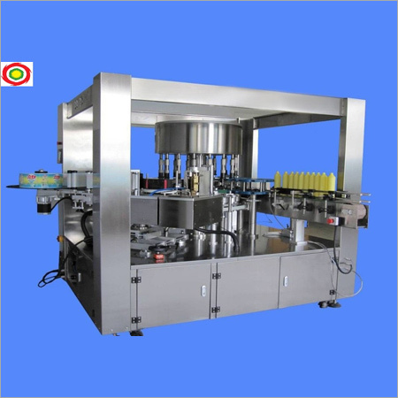 BOPP Label Hot Melt Glue Water Bottle Labeling Machine