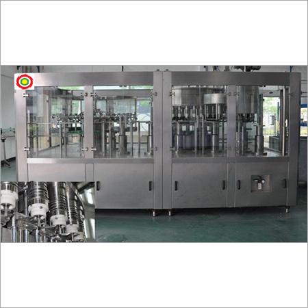 Automatic Rinsing Filling Capping Machine For Mineral Water