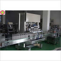 Volumetric Automatic Filling Capping Line