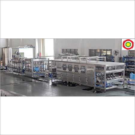 600-3000 JPH Rotary Jar Filling Washing Filling and Capping Machine