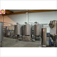 Fruit Juice Process Plant