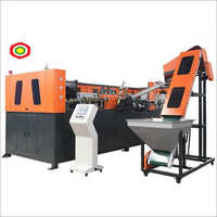 Automatic Pet Blowing Machine 4 Cavity - 4000