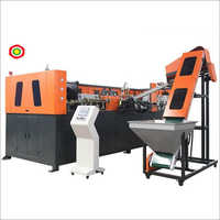 Automatic Pet Blowing Machine 6 Cavity-6000
