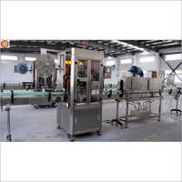 60-400 BPM Automatic Shrink Sleeve Applicator