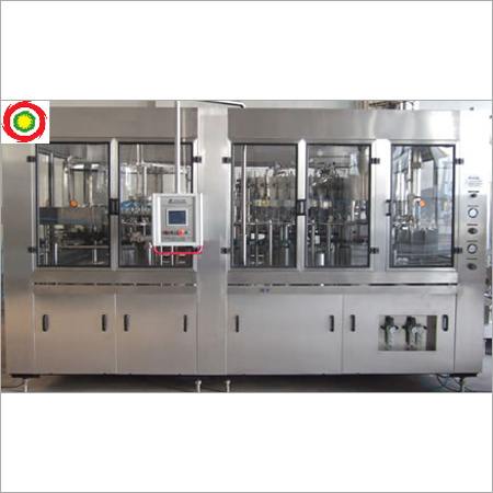 Automatic Soda Soft Drink Rinsing Filling And Capping Machine