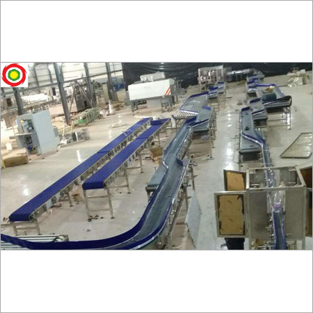 Slat Conveyors For Pet Bottles