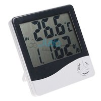 Digital Hygrometer with Temperature