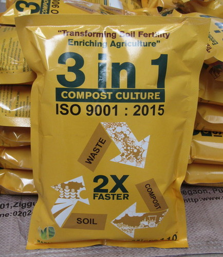 Municipal Solid Waste Compost Culture