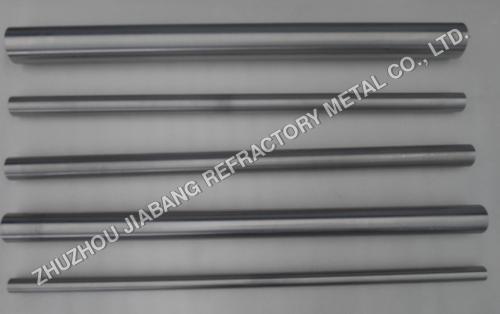 Silver Tungsten Rod