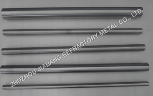 Silver Tungsten Rod