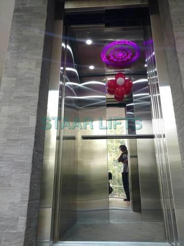 Vertical lifts.