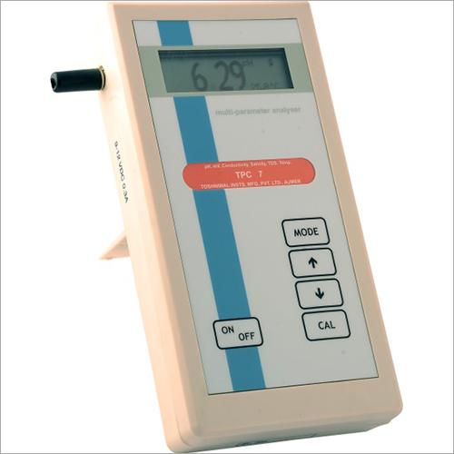 pH - MV - Conductivity - Salinity - TDS - D. Oxyge