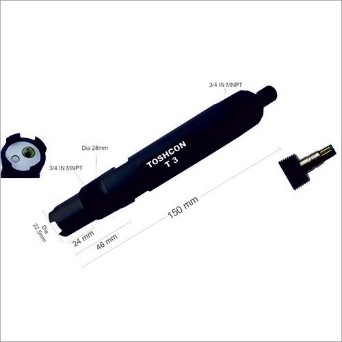 Online - Industrial pH -Redox Sensor