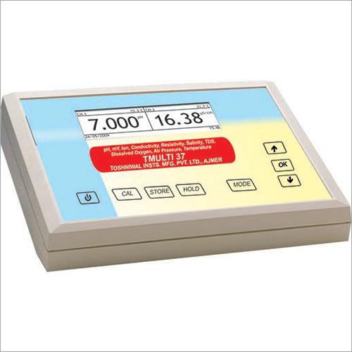 pH - mV - Ion - Con. - Salinity - TDS - DO - Air P