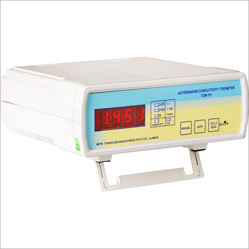 Auto Ranging Digital Conductivity - TDS Meter