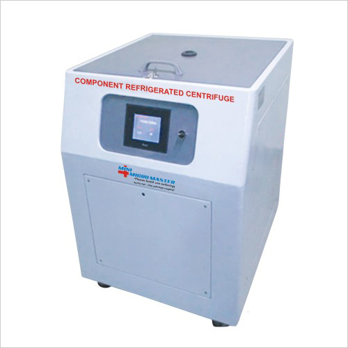 Component Refrigerated Centrifuge